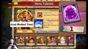 Castle Clash Pumpkin Duke Talent by Jt U0027s Free 2 Play Legendary Event Hero Card Sign In Do Not Forget
