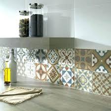 mosaique cuisine pas cher carrelage mural cuisine mosaique mosaique hexagone pas cher pour