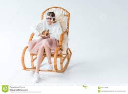 Adorable Girl Holding Furry Rabbit While Sitting On Rocking ... Happy Calm African Girl Resting Dreaming Sit In Comfortable Rocking Senior Man Sitting Chair Homely Wooden Cartoon Fniture John F Kennedy Sitting In Rocking Chair Salt And Pepper Woman Sitting Rocking Chair Reading Book Stock Photo Grandmother Her Grandchildren Pensive Lady Image Free Trial Bigstock Photos Hattie Fels Owen A Wicker Emmet Pregnant Young Using Mobile Library Of Rocker Free Stock Png Files
