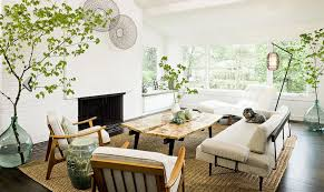 Living Room Ideas Modern Rustic White Sofas With Brown Carpet And Big Windows Natural Design Theme Collection Decoration Awesome