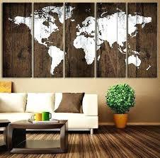 Decorative Wall Art Ideas Decor Fantastic Rustic Decorating