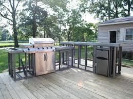 Beeindruckend Lowes Outdoor Kitchen Appliances Plans Sink Grills
