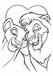 Free Coloring Page Disney Valentine Pages Printable In Princess Valentines Day Pagesdisney