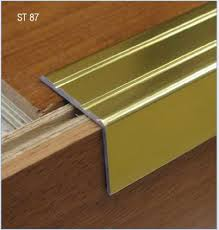 Wood Stair Nosing For Tile by Aluminium Stair Nosing For Laminate Flooring Stairs