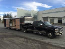 100 Hot Shot Truck Van Enclosed Dedicated Cross Border Canada USA