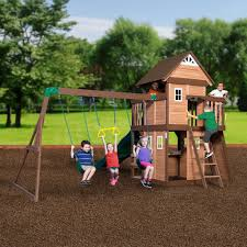 Mount Triumph Wooden Swing Set Outdoor Play Walmartcom Childrens Wooden Playhouse Steveb Interior How To Make Indoor Kids Playhouses Toysrus Timberlake Backyard Discovery Inspiring Exterior Design For With Two View Contemporary Jen Joes Build Cascade Youtube Amazoncom Summer Cottage All Cedar Wood Home Decoration Raising Ducks Goods