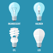 bulb types the difference between them