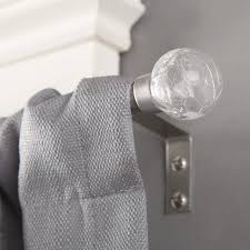 No Drill Curtain Rods Ikea by Coffee Tables Kwik Hang Curtain Rod Brackets Hang Curtains