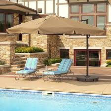 Large Cantilever Patio Umbrella by Our Review Of The 10 Best Patio Umbrellas