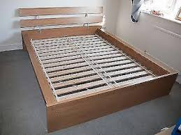 ikea king size hopen bed frame excellent condition quick sale