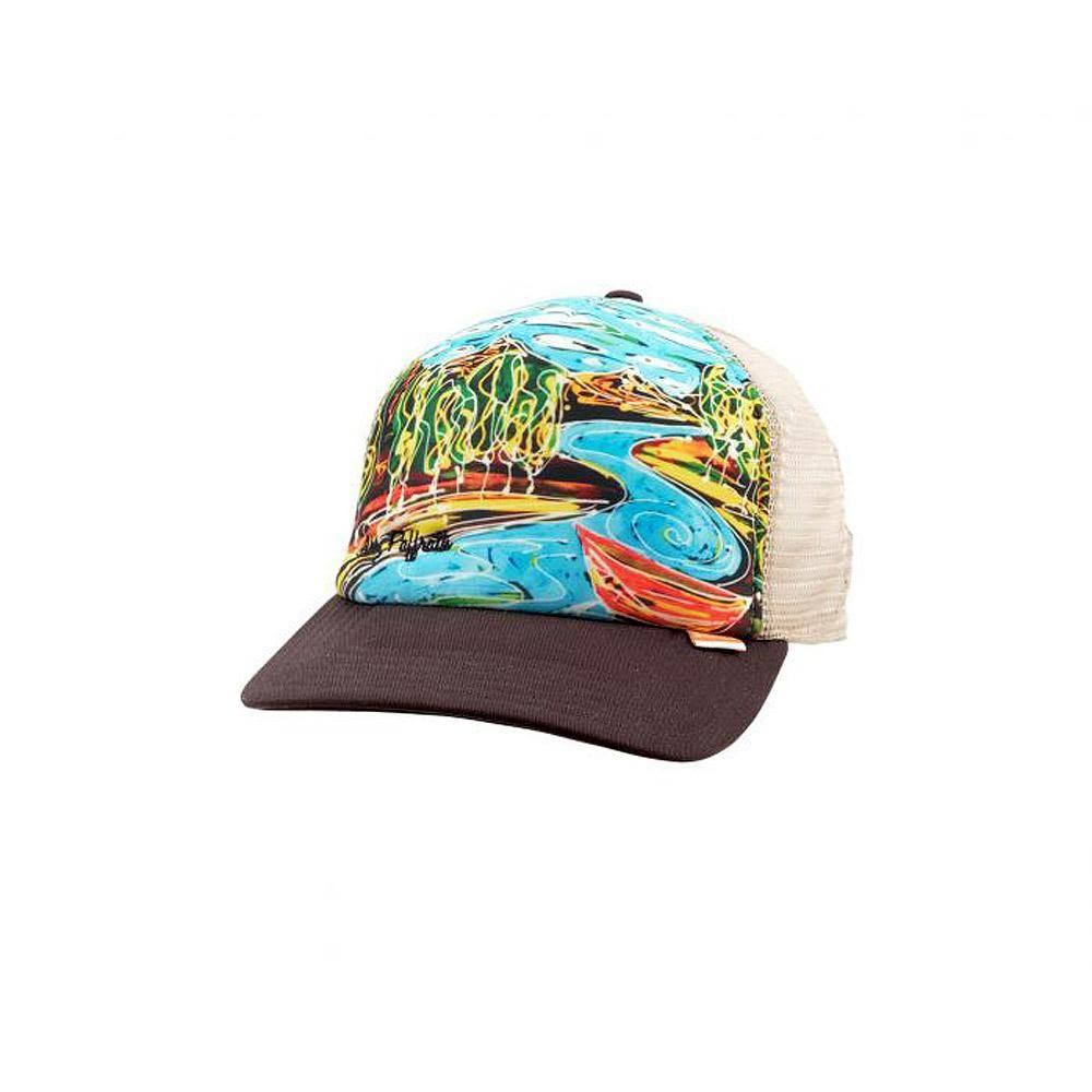 Simms Artist Trucker Hat Bark