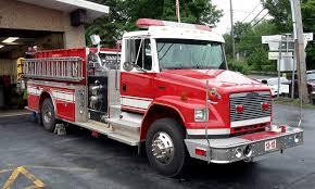 100 Freightliner Fire Trucks SOLD 1998 Pierce 1500750 RURAL PUMPER Command