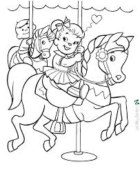 Spirit Horse Coloring Pages Pictures Of Horses To Color And Print
