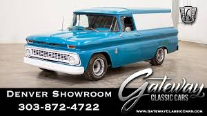 100 1963 Chevrolet Truck C10 For Sale 2245036 Hemmings Motor News