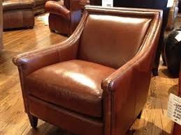 Bernhardt Foster Leather Furniture by Bernhardt Leather Barrister Club Chair Town U0026 Country Leather