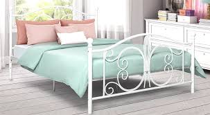 Wesley Allen Headboards Only by Eldridge Iron Bed By Wesley Allen Humble Abode Best White Frame