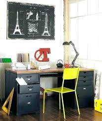 bureau stylé bureau style industriel bureau maison de style industriel et