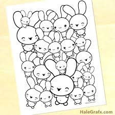 Kawaii Coloring Book Combined With Coloring Book Elegant Best