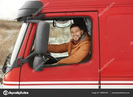 Man Driving Modern Truck — Stock Photo © Belchonock #139935156 Truck Driver Awarded For Driving 2 Million Miles Accident Free Senior Man Driving Texting On Stock Photo Safe To Use Cartoon A Vector Illustration Of Work Drivers Rks Autolirate Dick Nolan Portrait Of Driver Holding Wheel Smile Photos Dave Dudley Youtube Clipart A Happy White Delivery With Smiling An Old Pickup Royalty Chicano By Country Roland Band Pandora