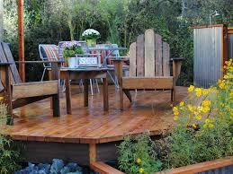 of beautiful backyard decks patios and fire pits