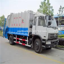 100 Waste Management Garbage Truck 10cbm Compressed Made