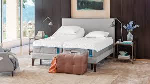 Split King Adjustable Bed Sheets by Tempur Cloud Luxe Adjustable Bed By Tempur Pedic