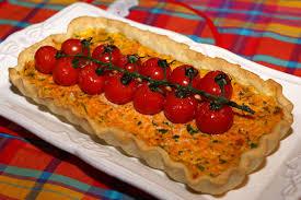tarte aux carottes la cuisine de jackie