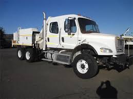 2008 Freightliner M2 100 Tandem Axle Crane Truck, 8LL With National ...