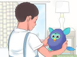 Image Titled Turn Your Furby Evil Step 1