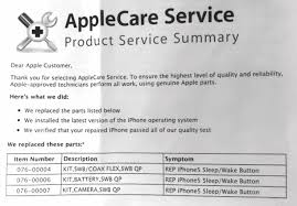 Why You Should Always Use the Free AppleCare Repair Service
