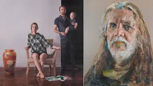 100 Archibald Jones 2019 When A Portrait Is A Snap To Paint