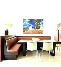 Kitchen Table With Booth Seating Dining Room Cool Style Tables