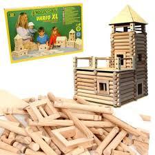 chalet en rondin en kit kit de construction de chalet en rondins de bois vario xl 184 pcs