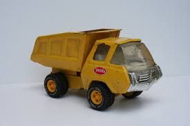 1970 Vintage Tonka Metal Dump Truck, Old Tonka Dump Truck Value ...