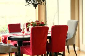 dining table chair covers target enchanting red chair covers
