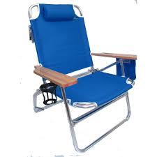 Rio Hi Boy Beach Chair With Canopy by High Seat Beach Chairs