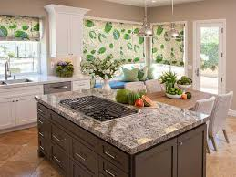 Kitchen Island With Cooktop And Seating 50 Gorgeous Kitchen Island Design Ideas Homeluf