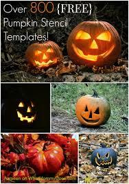 Free Walking Dead Pumpkin Carving Templates by Free Pumpkin Stencils