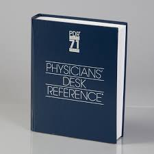 Item Physicians Desk Reference