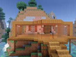 104 River Side House Just A Side Minecraft