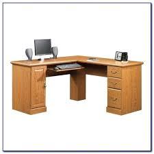 Sauder L Shaped Desk Instructions by Desk Sauder Palladia L Shaped Desk Magnifier Sauder L Shaped