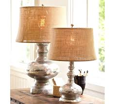 Small Fillable Glass Table Lamp by Small Glass Table Lamp With Crackle Foter And 7 20 On Category