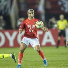 100 Zahavi Eran Sets Chinese Super League Record With 29th Goal