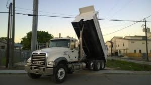 Mack Granite Gu713 Cars For Sale In Houston, Texas