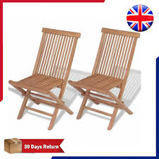 Details About 2x Solid Wood Folding Chairs Outdoor Garden Patio Furniture  Seat 47x60x89cm Teak Hindoro Handicraft Wooden Folding Chairs Set Of 2 36 Whosale Cheap Solid Wood Chairrocking Chairleisure Chair With Arm Buy Chairfolding Larracey Adirondack Pair Vintage Wooden Folding Chairs Details About Garden 120cm Teak Table 4 Patio Fniture Cosco Gray Fabric Seat Contoured Back Costway Slatted Wedding Baby Cinthia Rocking Gappo Wall Mounted Shower Seats