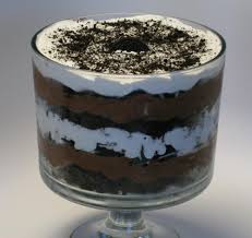 Pumpkin Mousse Trifle Country Living by Oreo Trifle Going To Use Leftover Chocolate Cake From Little B