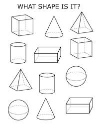 Activity Sheets For Preschoolers Kindergarten Shape Worksheets Forrten Identifying Shapes Worksheet