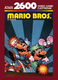 Halloween Atari 2600 Theme by Mario Bros Game Giant Bomb