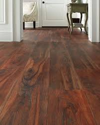 Trafficmaster Glueless Laminate Flooring Alameda Hickory by Trafficmaster Allure Ultra Wide 8 7 In X 47 6 In Red Hickory