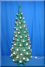 Vintage Atlantic Mold Ceramic Christmas Tree by Atlantic Mold Christmas Tree Ebay